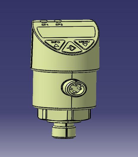 سوئیچ فشار دیجیتال آتوس ATOS سری E-DAP-2